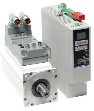 rockwell automation integrated drive motor